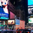 New York Times Square — Foto de Stock