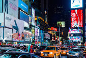 New York Times Square — Stock Photo
