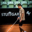 Stock Photo: Preparation during ATP Qualification in Stuttgart, Germany