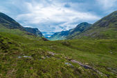 Beautiful Mountains of Glencoe — Stock Photo