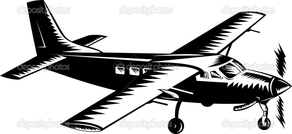 螺旋桨飞机客机