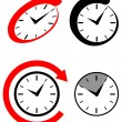 Clocks — Stock Photo #30004453