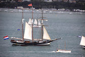 Tall Ship Tecla in Auckland — Stock Photo