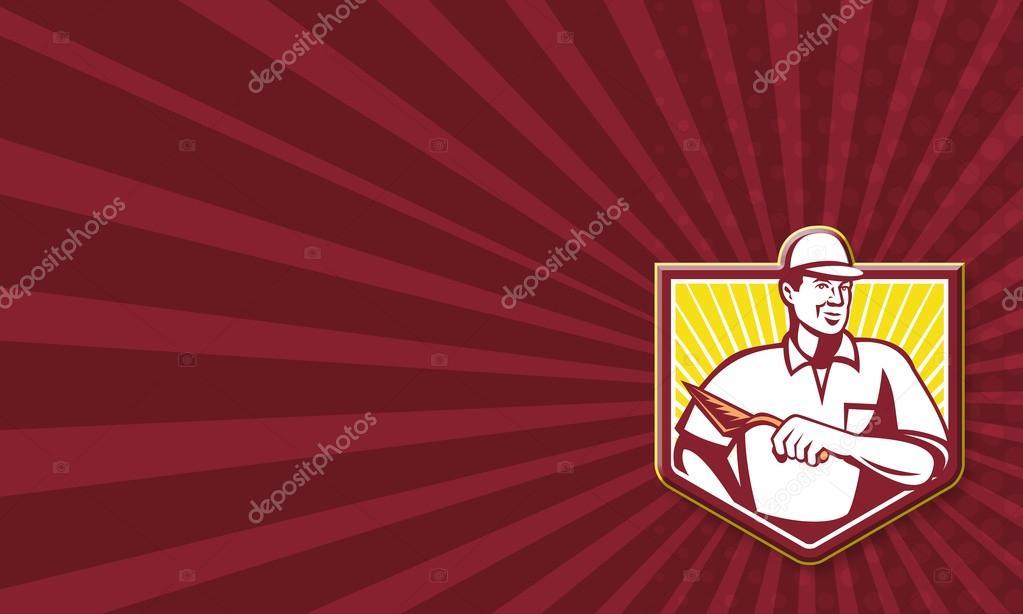 Lavoro di piastrellista intonacatore muratore muratura retr foto stock patrimonio 37576847 - Offerte di lavoro piastrellista ...