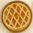 Stock Photo: Crostata