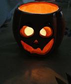 Jack-o-lantern — Stockfoto