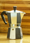 Coffee pot — Stock Photo