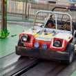 Bumper car — Stock Photo