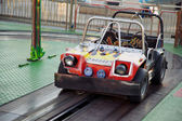 Bumper car — Стоковое фото