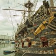 Stock Photo: Galeon