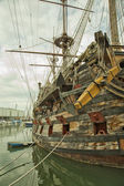 Galeon — Stock Photo