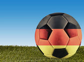 German football — Stock Photo
