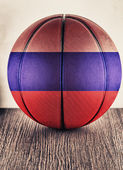 Russia basketball — Stock Photo
