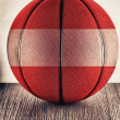 Austria basketball — 图库照片