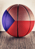 チェコのバスケット ボール — ストック写真