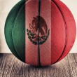 Mexico basketball — Stock Photo #31095987