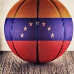 Venezuela basketball — Stock Photo #31096861