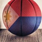 Philippine basketball — Stock Photo #31098065