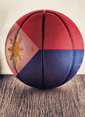 Philippine basketball — Stock Photo