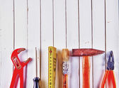 Home tools — Stock Photo