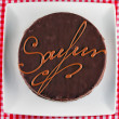 Sacher torte — Stock Photo #32521269