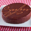 Stock Photo: Sachertorte
