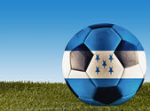 Honduras football — Stock Photo