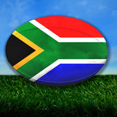 South Africa Rugby — Stock Photo