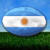 Argentina Rugby — Stock Photo