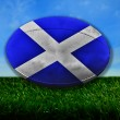 Scotland Rugby — Stockfoto