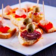 Appetizers — Stock Photo #34198457