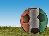 Ivory Coast football — Stockfoto