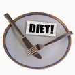 Diet — Stock Photo