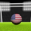 Stock Photo: Soccer USA