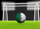 Soccer Algeria — Stock Photo