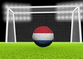 足球荷兰 — 图库照片
