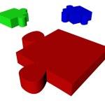 Puzzle — Stock Photo #40399947