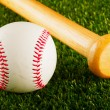 Stock Photo: Baseball