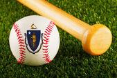 Massachusetts Baseball — Stock Photo