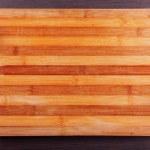 Chopping board — Stock Photo