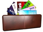 Credi cards — Stock Photo