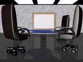 Meeting room — Foto de Stock
