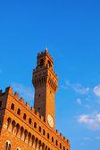 Palazzo vecchio — Foto Stock