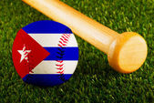 Cuba Baseball — Stock Photo