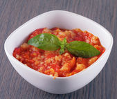 Pappa al pomodoro — Stock Photo