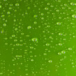 Green drops background — Stock Photo #51278759