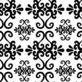 Seamless ornament pattern — Stok Vektör