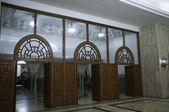 Entrance to the baths at the El Hassan Mosque — Foto de Stock