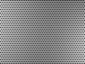 White metal background — Stock Photo