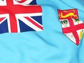 Flag of fiji — Stock Photo